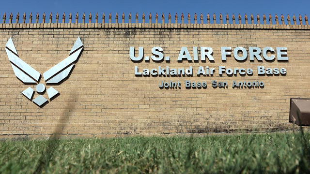 Lackland-AirForce-Base